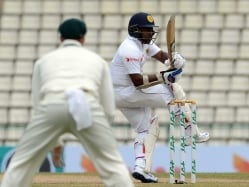 Sri Lanka Bowled Out for 353, Set Australia Challenging Target of 268