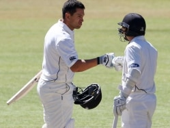 Ruthless New Zealand Build Massive Lead Against Zimbabwe on Day Three