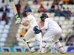 Australia on Top After Sri Lanka Batting Collapse on Day 1