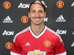 Zlatan Ibrahimovic Reunited With Jose Mourinho at Manchester United