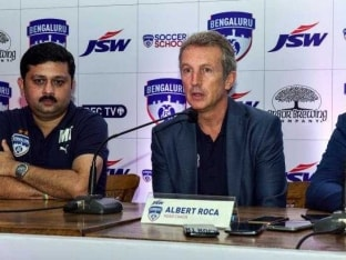 I-League: Want To Develop Players Who Can Represent India, Says Bengaluru FC Coach Albert Roca