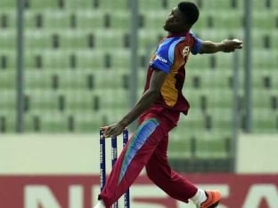 West Indies Call-Up Teenage Paces Alzarri Joseph For Second Test vs India