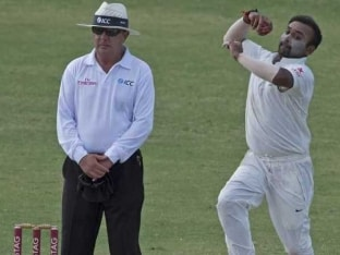 Amit Mishra Happy With His Antigua Performance, Says His Role Was To Create Pressure