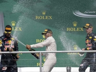 German GP: Lewis Hamilton Cruises to Win, Extends Championship Lead