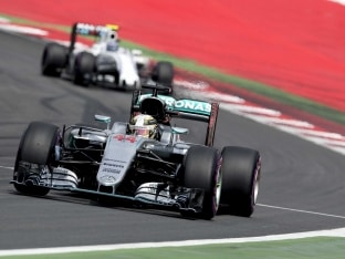 Austrian GP: Lewis Hamilton Secures Pole, Nico Rosberg Suffers Five-Place Grid Penalty