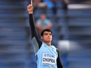 Neeraj Chopra Becoming World Champion Not Surprising, Says Coach