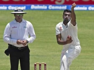 Ravichandran Ash'Wins' it For India