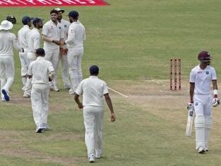 1st Test: Virat Kohli's India Eye Big Win After West Indies Follow-On