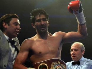 Vijender Singh Congratulated by President, Prime Minister on WBO Title Win