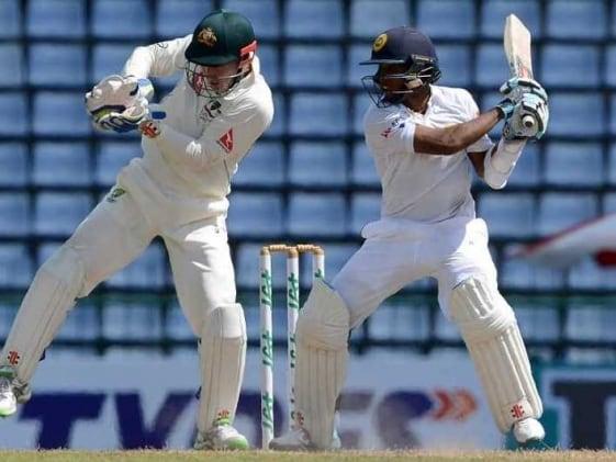 1st Test: Kusal Mendis Ton Puts Sri Lanka in Command Versus Australia