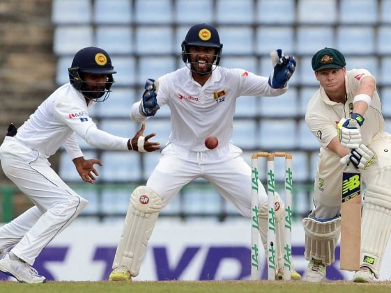 1st Test: Australia Need 185 More To Win After Sri Lanka Spinners Dominate