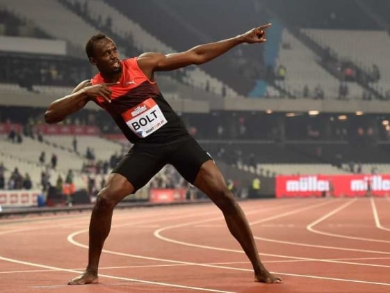 Usain Bolt Arrives in Rio to Hone Preparations For 2016 Olympics