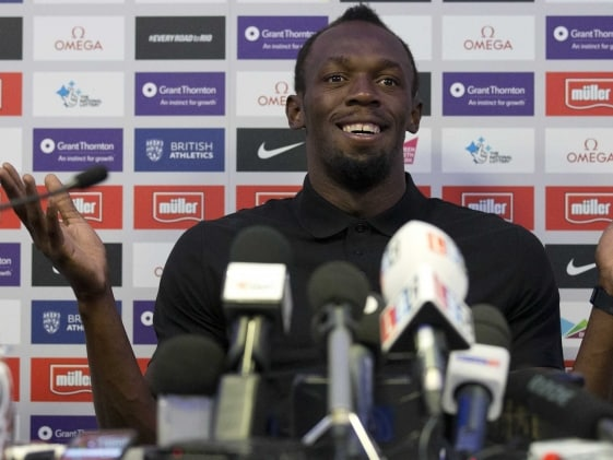 Usain Bolt's Success Mantra is Laughter, According to his Mother