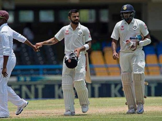 Live Cricket Score, India vs West Indies, 2nd Test Jamaica
