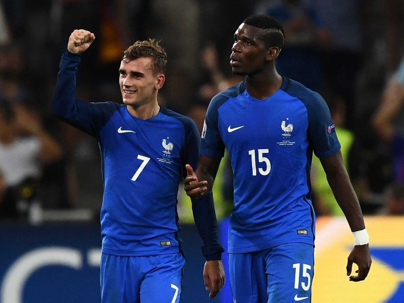Euro 2016: Antoine Griezmann Double Puts France in Final - Euro 2016 News