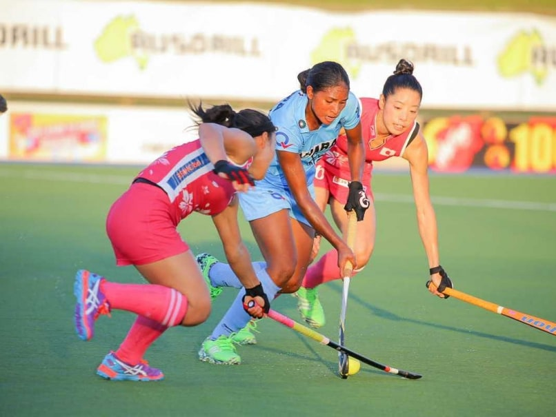 Indian Women's Hockey Team Registers Come-From-Behind Win Over United States