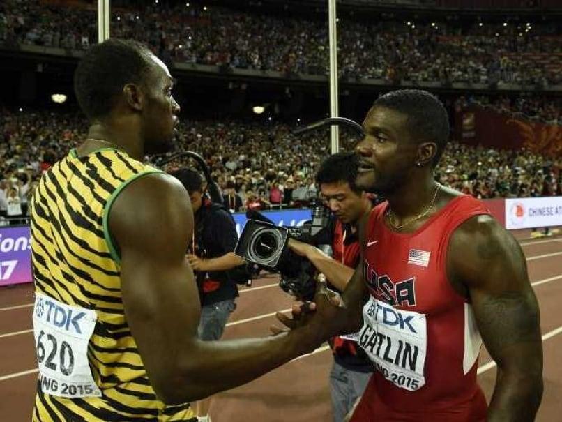 Usain Bolt Accuses Rival Justin Gatlin of 'Disrespect'