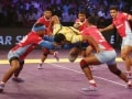 Pro-Kabaddi League: Jaipur Pink Panthers Pip Telegu Titans For First Win
