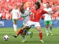 WAL vs NIR Euro Live Score: WAL Go 1-0 Up After McAuley's Own-Goal