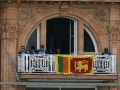 SL Use National Flag to Protest Incorrect No-Ball Call in Lord's Test