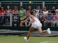 Wimbledon Stars Give Dressing Down to Revealing 'Baby Doll' Kit