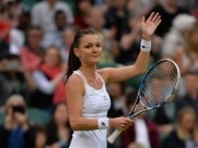 Wimbledon: Agnieszka Radwanska Blasts Past Kateryna Kozlova