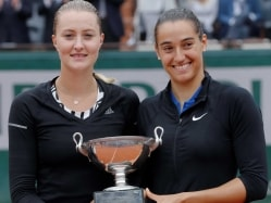 French Open: Caroline Garcia-Kristina Mladenovic Clinch Women's Doubles Title