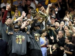 Cleveland Cavaliers Beat Golden State Warriors to Capture NBA Title
