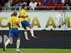 Copa America: Philippe Countinho Hat-Trick Helps Brazil Thrash Haiti