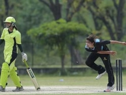 Pakistan's Diana Hunts For Glory - In Cricket And Football