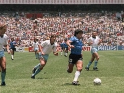 Diego Maradona And The 'Hand of God', 30 Years On
