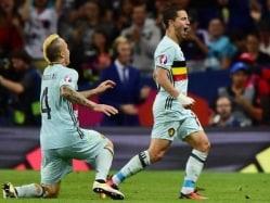 Euro 2016: Belgium in Awe as Eden Hazard Turns on Style