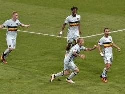 Euro 2016: Eden Hazard-Inspired Belgium Crush Hungary 4-0, Reach QFs