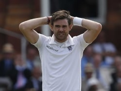 James Anderson In Doubt For Pakistan Series Due To Shoulder Blade Injury