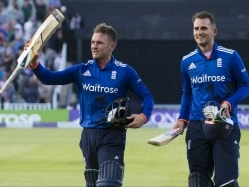 Alex Hales, Jason Roy Record Partnership Helps England Thrash Sri Lanka