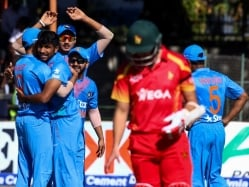 IND vs ZIM, Highlights: Sran, Bumrah Help IND Thrash ZIM By 10 Wickets