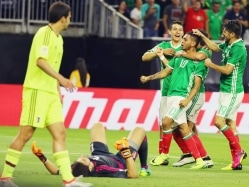 Copa America: Mexico Draw With Venezuela, Finish on Top of Group C