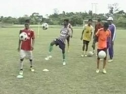 Football Team of Sex Workers' Children to Compete in Int'l Youth Cup