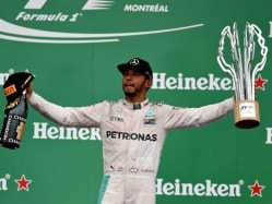 Lewis Hamilton Wins Canadian Grand Prix, Dedicates Victory to Muhammad Ali