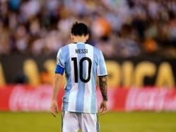 Lionel Messi Showered With Unconditional Love by Argentines