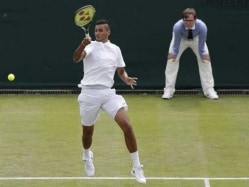Wimbledon: Kyrgios Enters Second Round, But Gets Warned For Bad Language