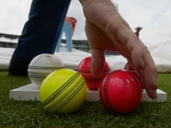 Pink Ball Makes India Debut At Eden Gardens