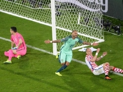 Euro 2016: Ricardo Quaresma Heads Portugal Into Last 8 With Win vs Croatia