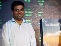 Viswanathan Anand Honoured With Doctorate by IIT Kanpur