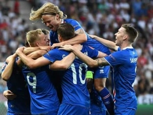 Euro 2016: Iceland Stun England 2-1, Will Face Hosts France in Quarter-Finals
