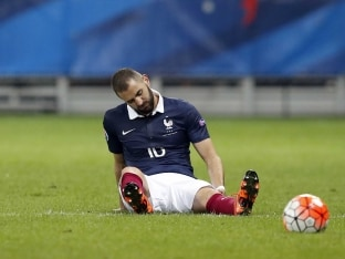 Benzema, Robben Among Top 5 Stars to Miss Euro 2016