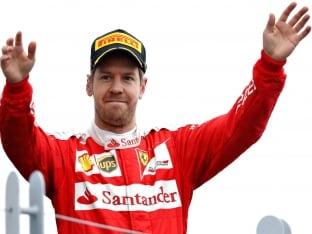 Canadian Grand Prix: Sebastian Vettel Blames 'Suicidal' Seagulls For Finishing Second