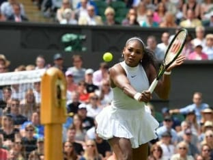 Wimbledon: Serena Williams, Andy Murray Advance to Second Round