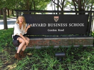 Maria Sharapova Heads to Harvard Business School During Dope Ban