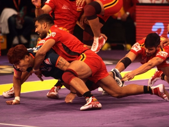 Pro Kabaddi League: Bengaluru Bulls Beat Bengal Warriors 24-23